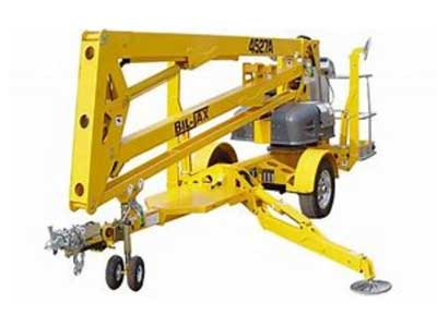 Manlift rentals in the Portland OR Metro area
